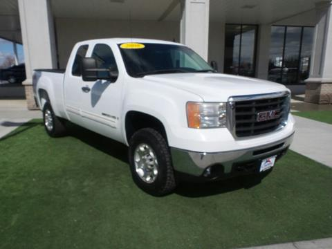 2008 GMC Sierra 2500HD for sale in Pocatello, ID