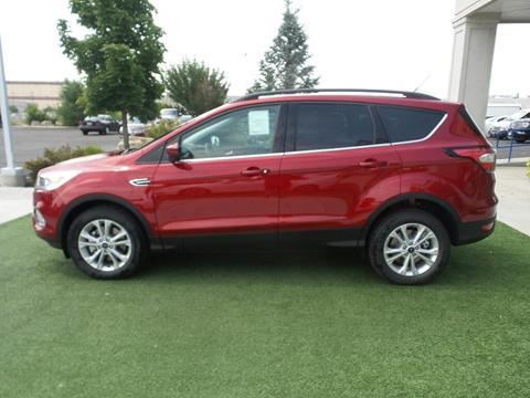 2017 Ford Escape for sale in Pocatello, ID