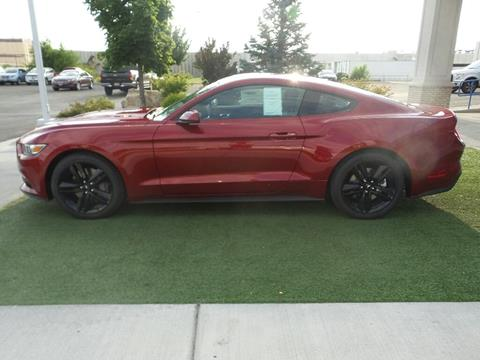 2017 Ford Mustang for sale in Pocatello, ID