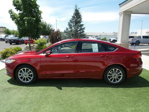 2017 Ford Fusion for sale in Pocatello, ID