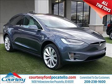 2016 Tesla Model X for sale in Pocatello, ID