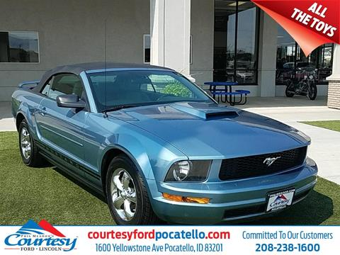 2006 Ford Mustang for sale in Pocatello, ID