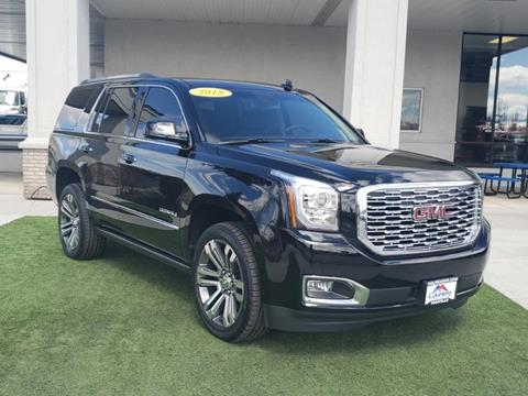 2018 GMC Yukon for sale in Pocatello, ID