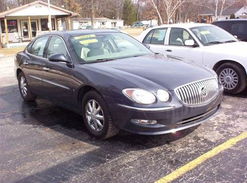 2008 Buick Allure for sale in Houghton Lake, MI