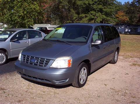 2005 Ford Freestar for sale in Houghton Lake, MI