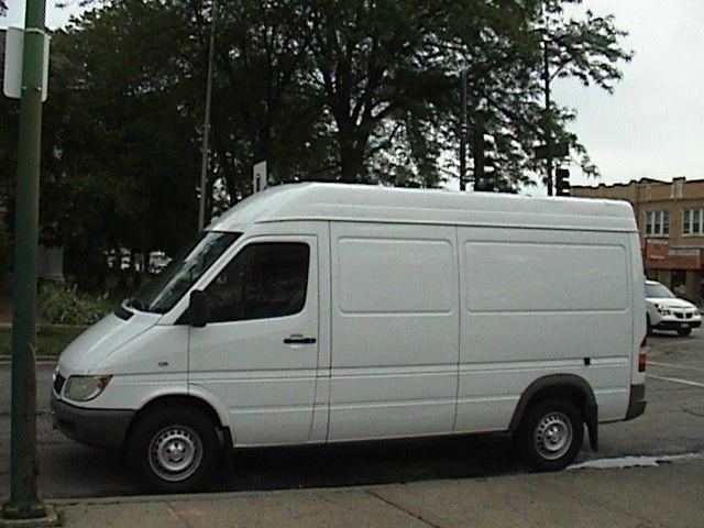 2005 Dodge Sprinter 2500