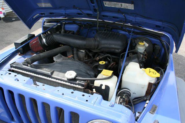 1997 Jeep Wrangler SE - MARLBOROUGH MA