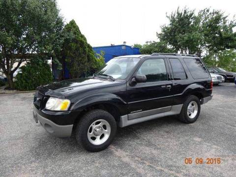 Used 2002 ford explorer for sale in texas for Scott harrison motors houston tx