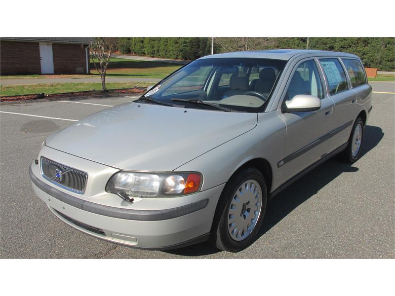 2001 volvo v70 2 4t 4dr turbo wagon in winston salem nc for New era motors winston salem nc