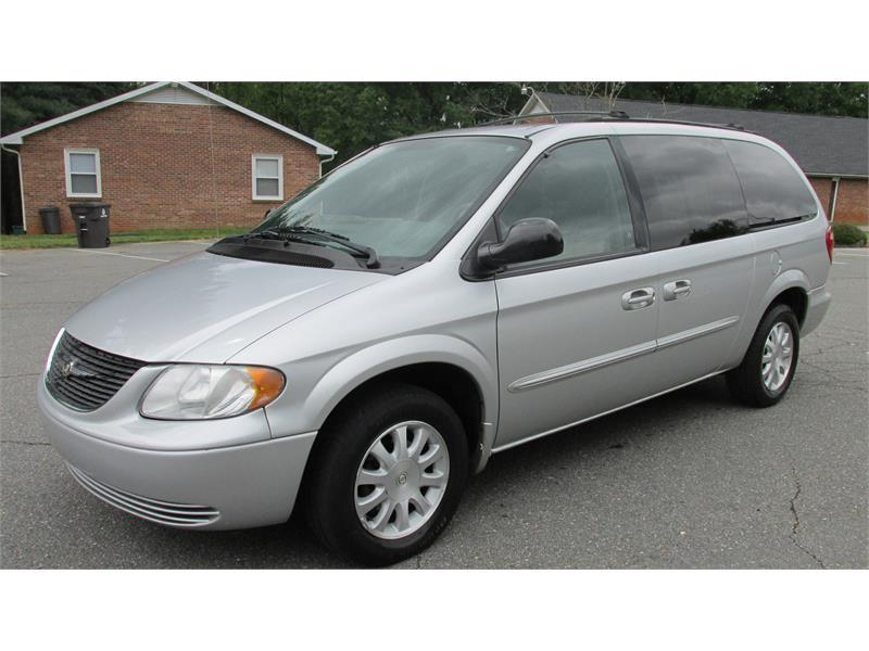 2003 chrysler town and country lx popular 4dr mini van in for New era motors winston salem nc
