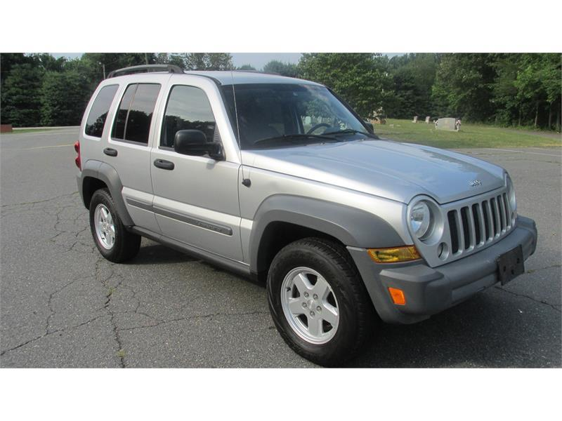 2005 jeep liberty sport 4dr suv in winston salem nc new for New era motors winston salem nc