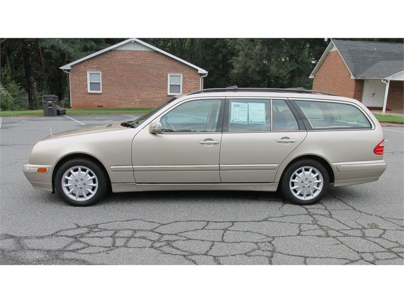 2000 mercedes benz e class e320 4dr wagon in winston salem nc new era motors. Black Bedroom Furniture Sets. Home Design Ideas