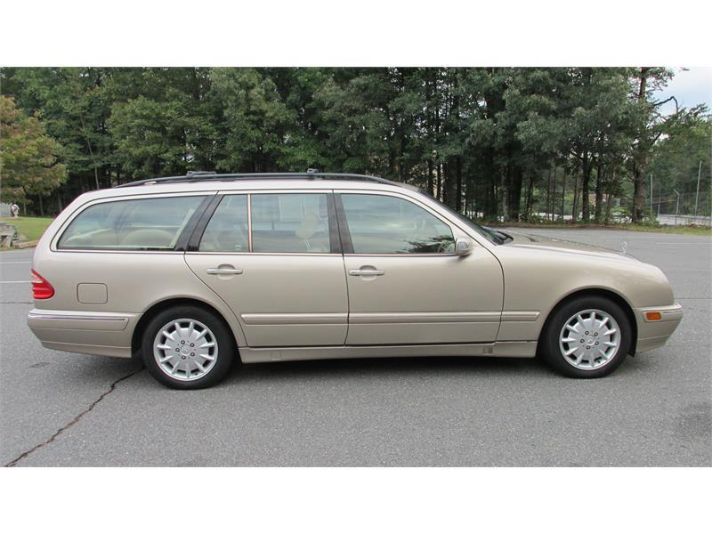 2000 mercedes benz e class e320 4dr wagon in winston salem for 2000 mercedes benz e class e320