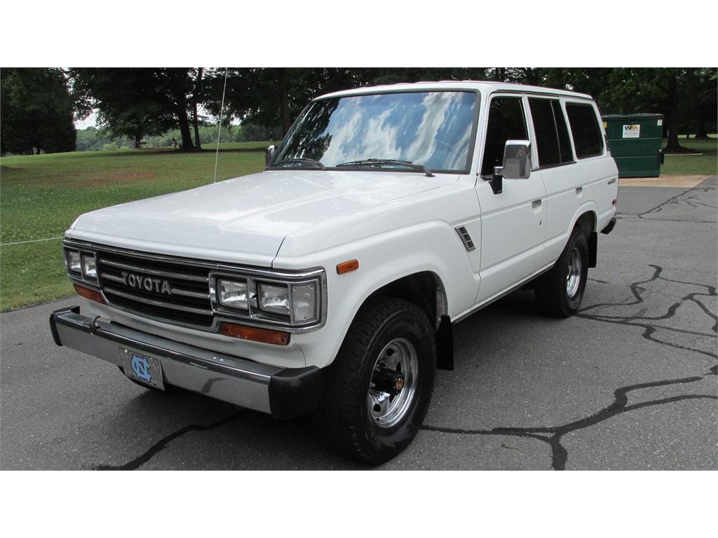 1989 toyota land cruiser 4dr 4wd suv in winston salem nc for New era motors winston salem nc