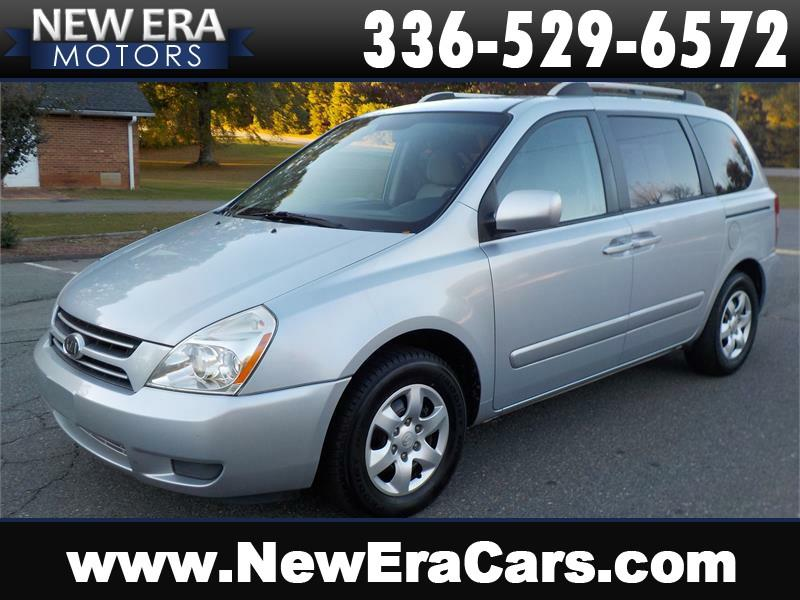 2007 kia sedona 4dr mini van in winston salem nc new era