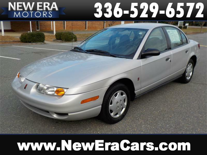 2001 saturn s series sl1 4dr sedan in winston salem nc