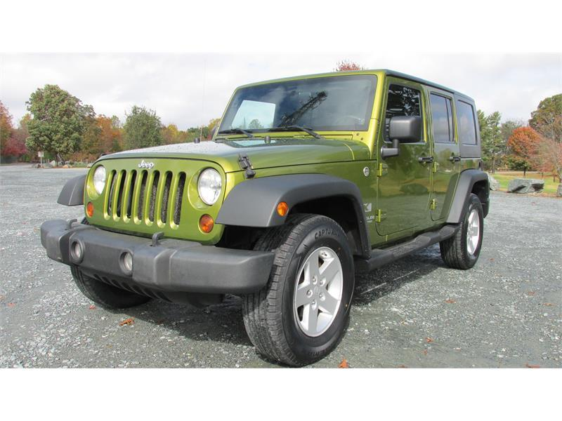 jeep wrangler unlimited for sale in winston salem nc carsforsale. Cars Review. Best American Auto & Cars Review