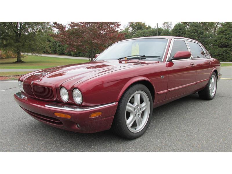 2002 jaguar xj series xj sport 4dr sedan in winston salem for New era motors winston salem nc