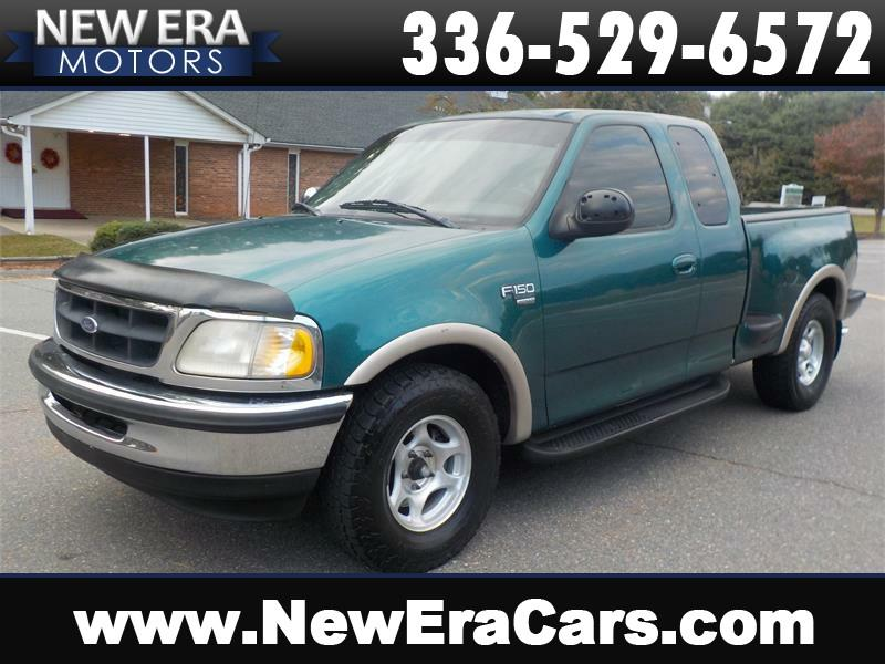 1998 ford f 150 in winston salem nc new era motors. Black Bedroom Furniture Sets. Home Design Ideas