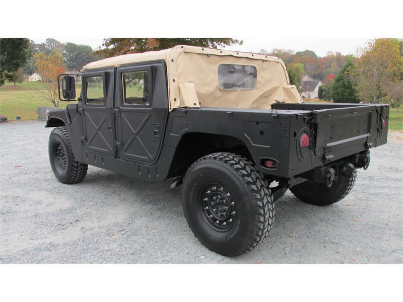 1993 am general hummer h1 hmmwv real military in winston for New era motors winston salem nc