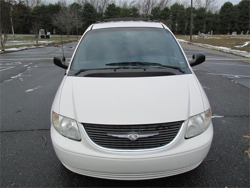 2002 chrysler town and country lx 4dr extended mini van in winston. Cars Review. Best American Auto & Cars Review