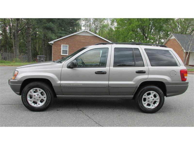 2000 jeep grand cherokee laredo 4dr suv in winston salem. Cars Review. Best American Auto & Cars Review