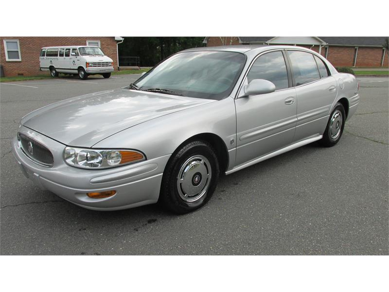 2001 buick lesabre custom 4dr sedan in winston salem nc new era motors. Black Bedroom Furniture Sets. Home Design Ideas