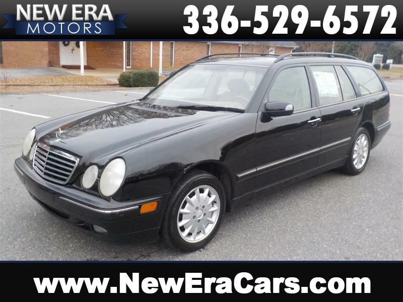 2001 mercedes benz e class e320 4dr wagon in winston salem for Mercedes benz of winston salem