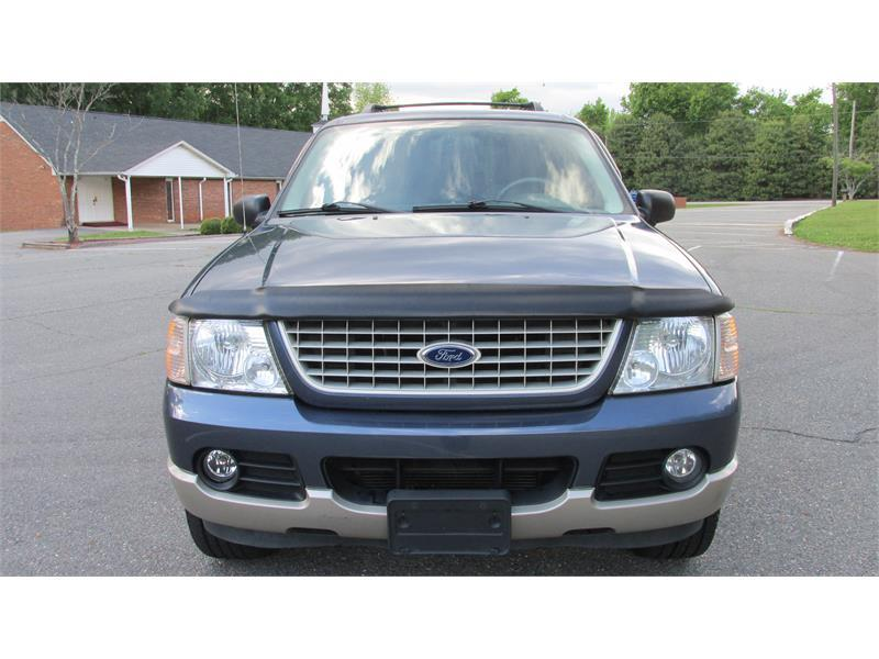 2005 ford explorer eddie bauer 4wd 4dr suv in winston salem nc new era motors. Cars Review. Best American Auto & Cars Review