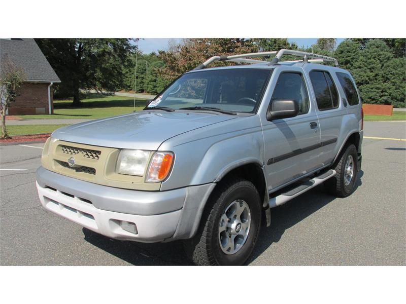 2000 nissan xterra for sale in conway ar. Black Bedroom Furniture Sets. Home Design Ideas