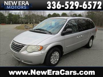 2005 Chrysler Town and Country for sale in Winston Salem, NC