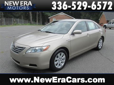 2007 Toyota Camry Hybrid for sale in Winston Salem, NC