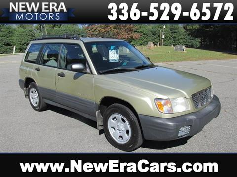 2002 Subaru Forester for sale in Winston Salem, NC