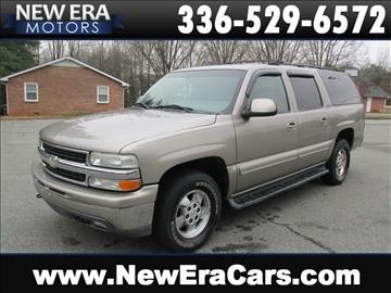 2001 Chevrolet Suburban for sale in Winston Salem, NC