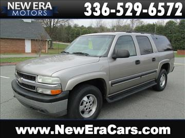 2001 Chevrolet Suburban for sale in Winston Salem, NC