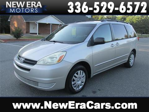 2004 Toyota Sienna for sale in Winston Salem, NC
