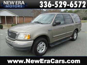 2002 Ford Expedition for sale in Winston Salem, NC