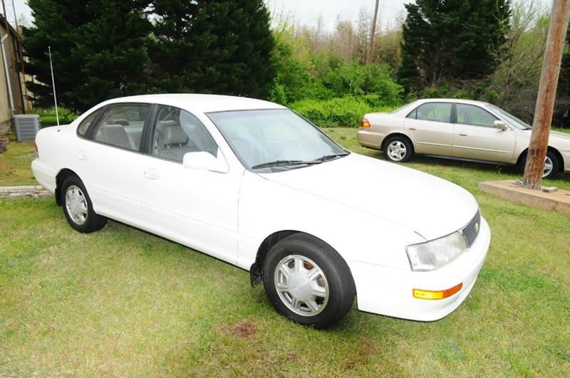 1996 Toyota Avalon XL 4dr Sedan - Anderson SC