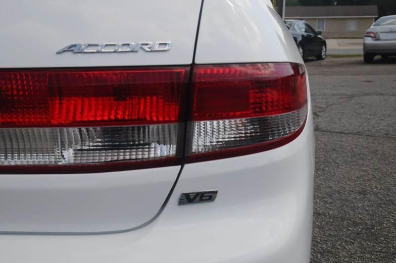 2004 Honda Accord LX V-6 4dr Sedan - Anderson SC