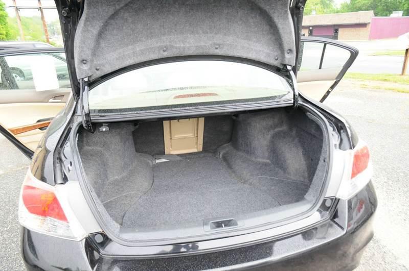 2010 Honda Accord EX 4dr Sedan 5A - Anderson SC
