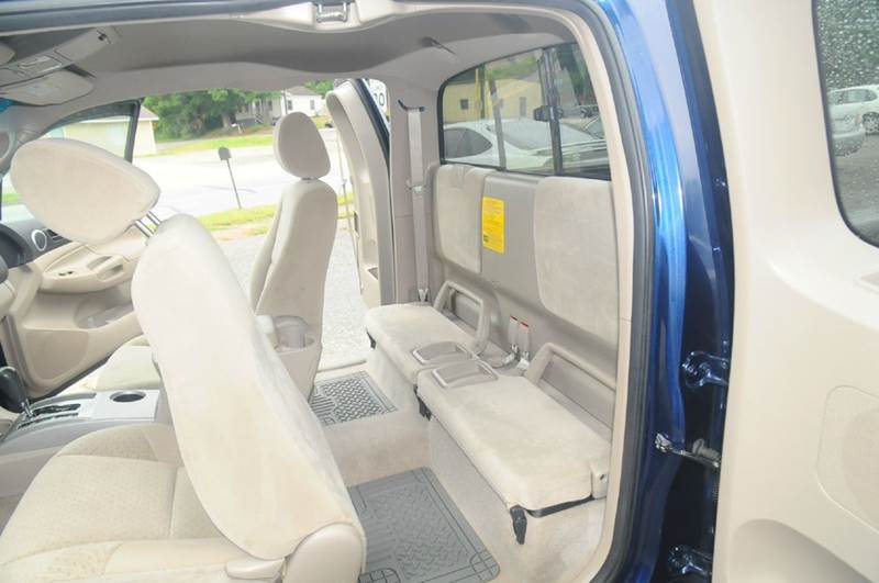 2008 Toyota Tacoma 4x2 PreRunner V6 4dr Access Cab 6.1 ft. SB 6M - Anderson SC