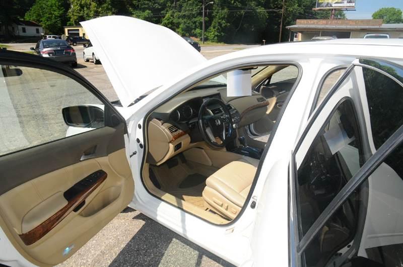 2008 Honda Accord EX-L 4dr Sedan 5A - Anderson SC