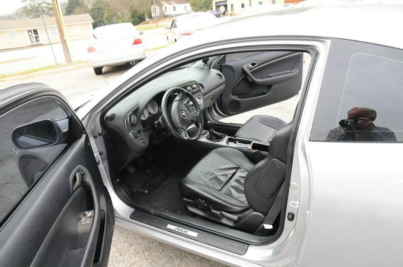 2002 Acura RSX Type-S 2dr Hatchback - Anderson SC