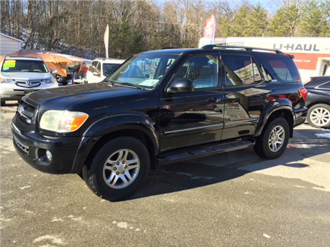 2005 Toyota Sequoia for sale in Knoxville, TN