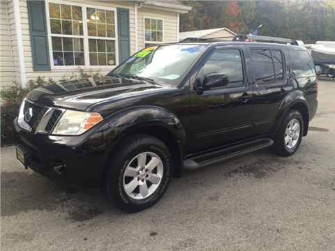 2008 Nissan Pathfinder for sale in Knoxville, TN