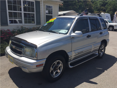 2001 Chevrolet Tracker for sale in Knoxville, TN