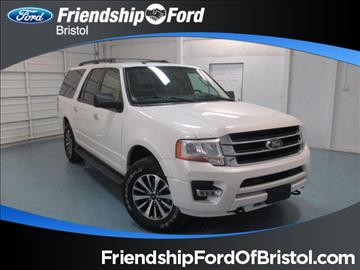 2016 Ford Expedition El Limited 4x2 Limited 4dr Suv For Sale In  2016 Ford Expedition EL for sale in Bristol, TN