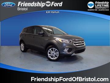 2017 Ford Escape for sale in Bristol, TN