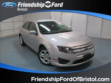 2011 Ford Fusion for sale in Bristol, TN