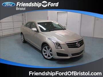 2013 Cadillac ATS for sale in Bristol, TN